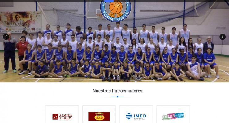 Web Baloncesto Torrevieja