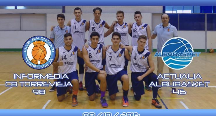 INFORMEDIA C.B. Torrevieja - ACTUALiA Albubasket