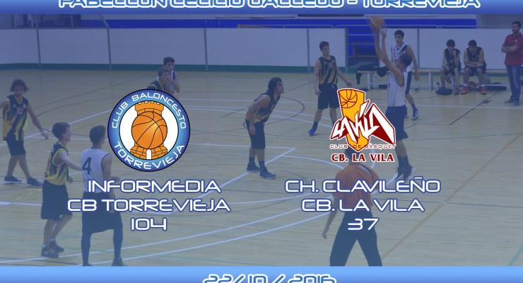 INFORMEDIA C.B.Torrevieja - CHOCOLATES CLAVILEÑO C.B. La Vila