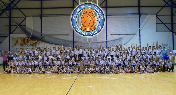 Presentación Equipos C.B. Torrevieja 2016-2017
